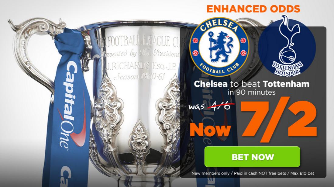 Chelsea v Spurs betting tips