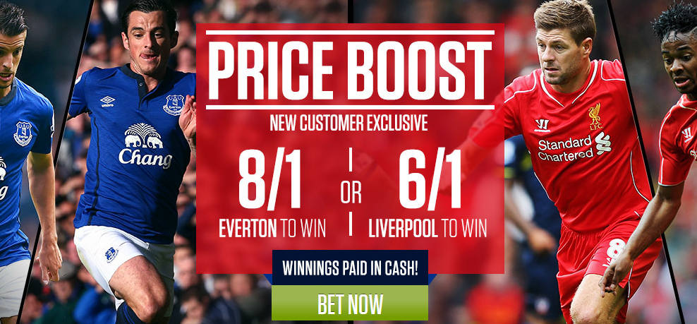 Price boosts Everton v Liverpool
