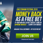 Supreme Novices' Hurdle refund offer