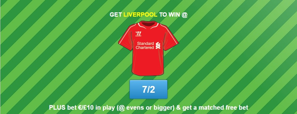 Liverpool v Newcastle offer