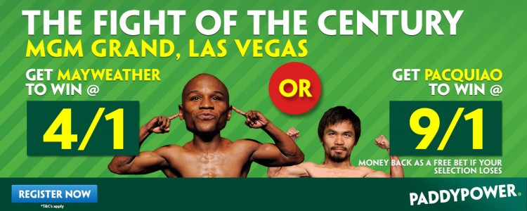 Mayweather Pacquiao price boosts