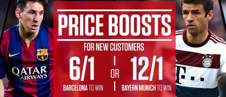 Barcelona v Bayern Munich predictions today