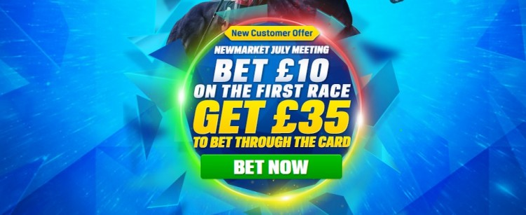 Coral offer Newmarket