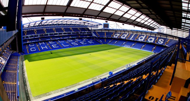 Chelsea's home ground