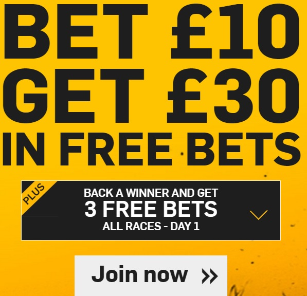 Cheltenham day 3 tips Betfair