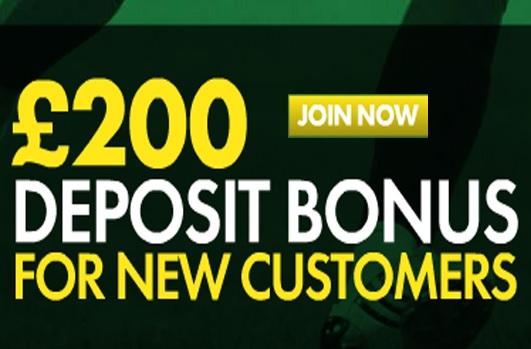 Bet365 sign-up bonus