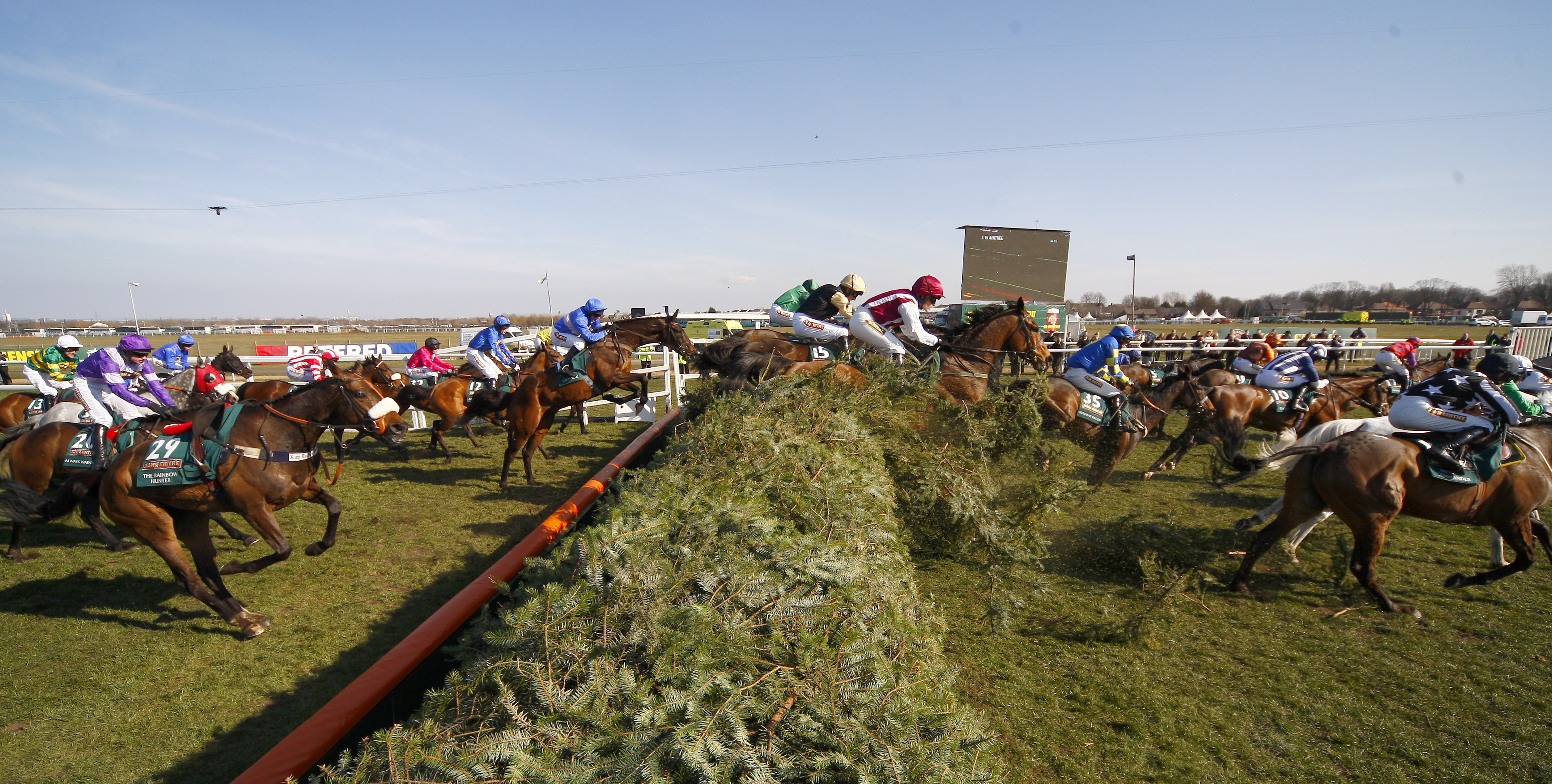 2016 Aintree Betting Stats & Trends - DAY THREE