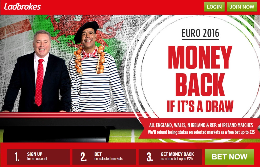 Euro 2016 free betting tips